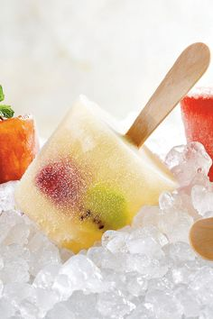Cinco de Mayo Recipes: White Peach Sangria Pops