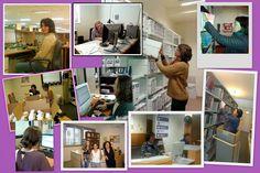 Día Internacional de la Mujer: mujeres en la Biblioteca de la ULL. Noticias y Punto. 7/03/2015