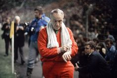 ♠ History of Liverpool FC in pictures - The great Bill Shankly #LFC #History #Legends