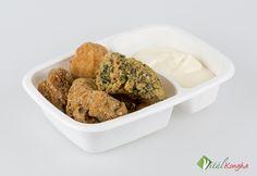 Fitt rántott zöldségek (gomba, karfiol, brokkoli), Light majonéz stevia édesítőszerrel a pénteki ajánlatunk! Te megrendelted már az ebéded?   https://www.cityfood.hu/vitalkonyha-rendeles/