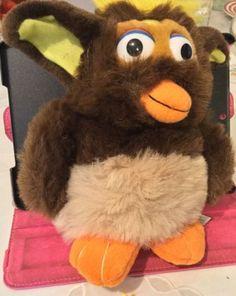 Furby fake plush from Ebay. #Furbyfake