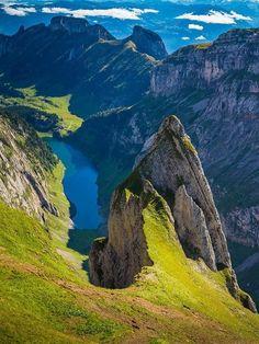Appenzellerland, Suíça.
