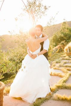 Malibu Wedding at Rancho Del Cielo  Read more - http://www.stylemepretty.com/2014/01/10/malibu-wedding-at-rancho-del-cielo/