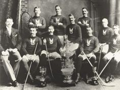 The History of Ice Hockey