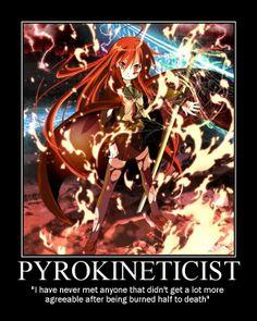 Pyromaniacs :)