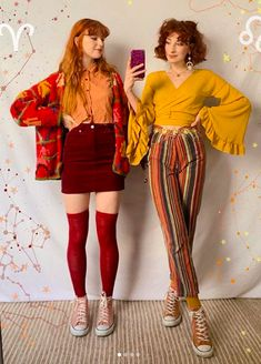 I Fall in Love With These Vintage Outfits Every Single Summer 90s Fashion, Retro Fashion, Vintage Fashion, Fashion Outfits, Indie Hipster Fashion, Fashion Styles, 70s Outfits, Vintage Outfits, Cool Outfits