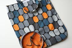 Faltbare Einkaufstasche - kostenlos und chic!