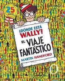"""¿Te atreves a buscar a Wally? Pon mucha atención y búscalo en los diferentes espacios de su """"Viaje Fantástico"""" pero... ¡Cuidado! te intentará despistar. Pon mucha atención y lo encontrarás."""