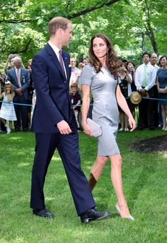 Prince William Photos: Prince William and Kate Middleton at Rideau Hall 2