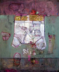 Painting by Alberto Mijangos