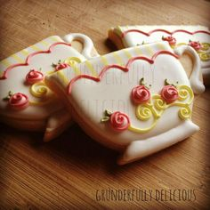 Tea cups | Cookie Connection