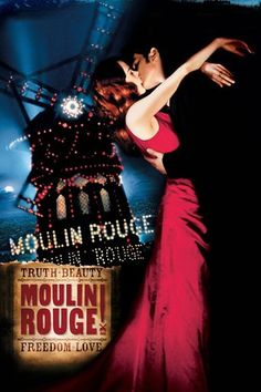 Moulin Rouge! (2001)   http://www.getgrandmovies.top/movies/10032-moulin-rouge!   A celebration of love and creative inspiration takes place in the infamous, gaudy and glamorous Parisian nightclub, at the cusp of the 20th century. A young poet, who is plunged into the heady world of Moulin Rouge, begins a passionate affair with the club's most notorious and beautiful star.