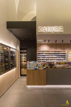 View full picture gallery of Tabacchi_Salice Display Design, Wall Design, Vape Store Design, Industrial Bedroom Design, Tobacco Shop, Supermarket Design, Restaurant Logo Design, Pharmacy Design, Commercial Design
