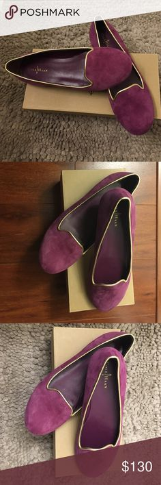 Cole Haan flat shoes. Very nice and comfy Cole Haan flat shoes. Never worn. New with box.🌺🌹 Cole Haan Shoes Slippers
