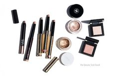 Neutral Creamy Shimmer Wash Eye Shadows | NARS, By Terry, Laura Mercier, RMS and Chanel