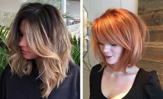 30 Best Short Haircuts For Women – Short Trendy Bob Hairstyles Short Hair Cuts For Women, Short Hair Styles, Best Short Haircuts, Halloween Hair, Trending Haircuts, Strawberry Blonde, Mi Long, Hairstyles Haircuts, Hair Color