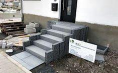 Entrance granite anthracite steps palisades and slabs Bed Cover Design, Home Grown Vegetables, Outdoor Furniture Sets, Outdoor Decor, Blinds For Windows, Home Lighting, Linen Bedding, Granite, House