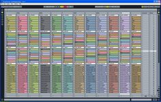Complete Guitar Chord Chart   Circle of Fifths Chord Resource in Ableton Live