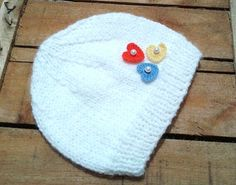 Baby Heart Hats,Grey Baby Hats,Baby Shower Gift,Baby Girl Gift,Newborn Photo Props,Newborn Knit Baby Hats,Baby Gift İdeas,Easter Accessory
