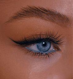 Edgy Makeup, Makeup Eye Looks, Eye Makeup Art, Cute Makeup, Pretty Makeup, Simple Makeup, Skin Makeup, Natural Makeup, Makeup Tips