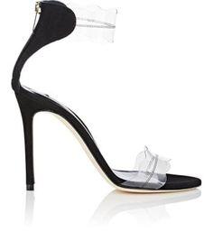 dac7d00f6a4 MARSKINRYYPPY Pauwau PVC   Suede Sandals.  marskinryyppy  shoes