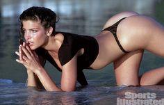 Stephanie Seymour :: Marc Hispard/SI
