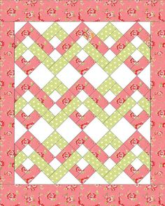 Check out this intersting patchwork quilts - what an artistic design Quilt Baby, Lap Quilts, Jellyroll Quilts, Strip Quilts, Scrappy Quilts, Patchwork Quilting, Quilt Blocks Easy, Block Quilt, Twin Quilt