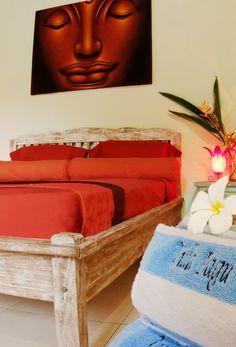 Villa Pagu, bedroom 2.