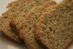 The Best Grain-Free Gluten-Free Sandwich Bread (In the history of man) - gonna have to try this some time!