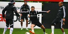 Beşiktaş'a sakatlardan iyi haber!