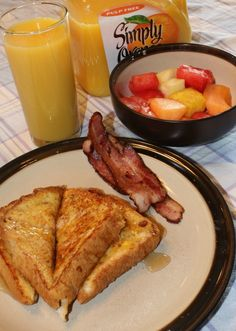 This Orange French Toast is perfect to make for any weekend breakfast, and make extras for weekday breakfast as well! Easy to make with ingredients on hand!