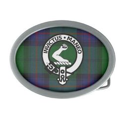 Clan Armstrong Belt Buckle