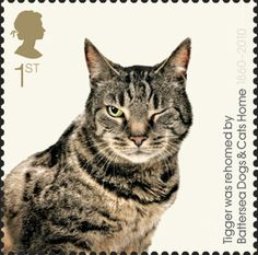 Royal Mail Special Stamps | Battersea Dogs & Cats Home. 150th Anniversary
