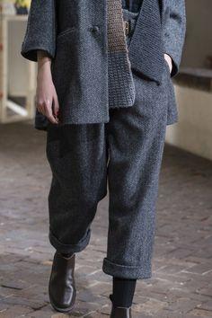 Daniela Gregis at Milan Fashion Week Fall 2017
