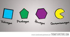 Geometric Shapes…