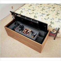 Gun Safes that looks like a trunk