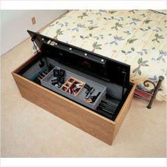 Gun Safes that looks like a trunk