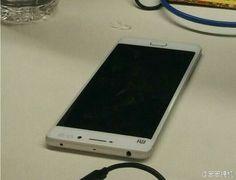 Xiaomi Mi 5 leaked live photo