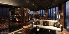 Le Royal Méridien Abu Dhabi—Restaurant - Rendering | Flickr – 相片分享!