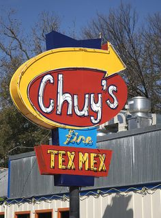 Austin, TX The original Chuy's, I spent many a happy hour her when a student at St. Edward's University.