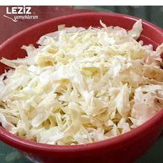 Probiyotik Lahana Turşusu Up Halloween, Sauerkraut, Coconut Flakes, Pickles, Yogurt, Cabbage, Grains, Food And Drink, Turkey