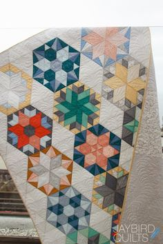 Park Bench - Block of the Month   Jaybird Quilts