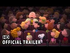 Peanuts Official Trailer (2015) - Snoopy, Charlie Brown Movie HD - YouTube