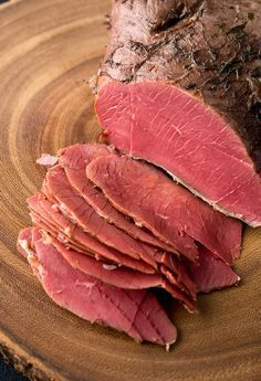 How to make corned venison at home. Recipe from Hunter Angler Gardener Cook.
