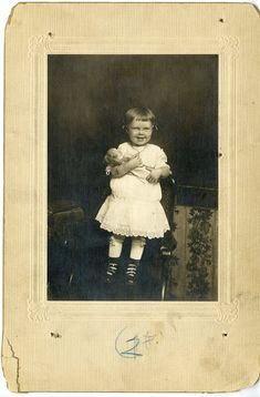 Dorothy Fitzgerald SS Eastland disaster age 3