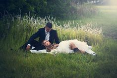 Country Bride and Groom. i will have a picture like this