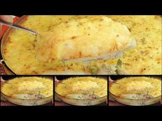 RECEITA DE CAVALO BRANCO - YouTube Mexican Food Recipes, Italian Recipes, Ethnic Recipes, Brazil Food, Food Tags, Russian Recipes, French Food, Mashed Potatoes, Bbq