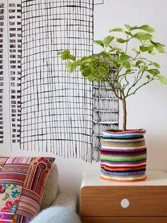 10 Idéias lindas em crochê - * Decoração e Invenção *.