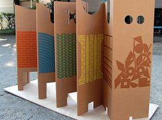 EcoNotas.com: Biombos Reciclados, Muebles y Accesorios para Decorar tu Casa