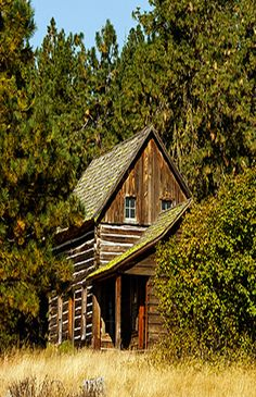 Two-Story Cabin In The Hills
